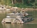 Dansk Leopard kampvogn på fisketur i Bosnien med SFOR 3