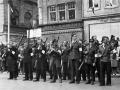 Scener fra befrielsen af Horsens i 1945