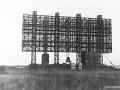 Langdistance radar til flyvarsling af typen Mammut. Der fandtes en række lignende med passende mellemrum langs hele den lange kyst fra Frankrig til Finland.