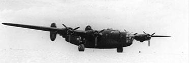 B-24 DSA - typen som the Carpetbaggers opererede med