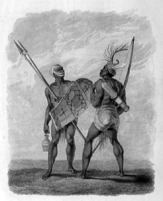 Kanem og Munga krigere (University of Virginia)