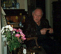 Israel M. Barron under hans besøg i Danmark