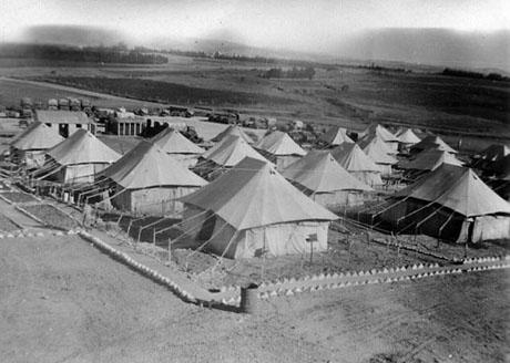 48. Field Regiment, 39. Batt, 87 Camp.