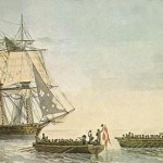 The brig Tickler surrenders to Danish gunboats June 3rd 1808