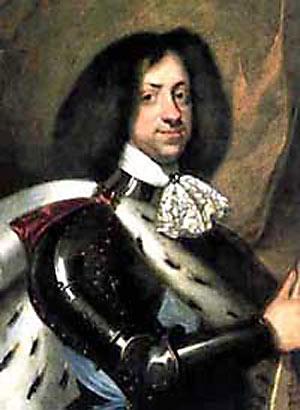 Danmarks Konge Christian d. V (fra Wikipedia)