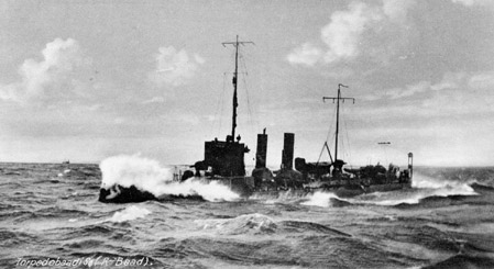 Torpedobåden SÆLEN