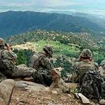 Amerikanske tropper i Afghanistan