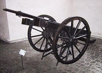 Espingolen på Tøjhusmuseet i København