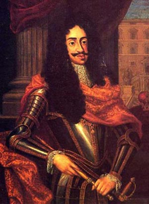 Den tysk-romerske kejser Leopold (fra Wikipedia)