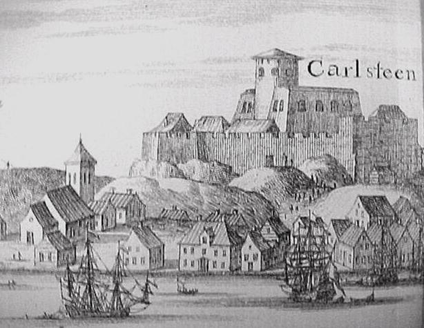 Marstrand og fæstningen Carlsten