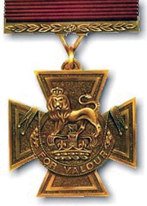 """For Valour"". Verdens mest prestigefyldte medalje - Victoria Korset"