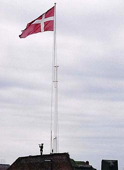 markeringen af begivenheden på Holmen den 29. august 2003