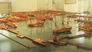 A model of Holmen