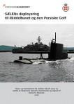 SÆLENs deployering til Middelhav og den Persiske Golf