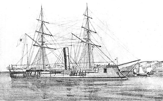 The Stærkodder (Picture: Orlogsmuseets collection)