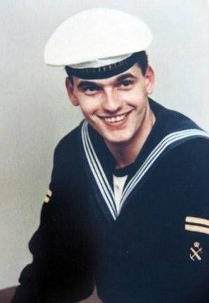Marineoverkonstabel Kurt Therkelsen