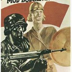 "Danish SS recruiting poster ""For Denmark! Against Bolchevism"""