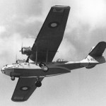 Catalina nr. 853 fra Eskadrille 721 i 1969 (foto: fra Alf Blume)
