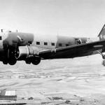 Jægerkorpset træner fra en C-47