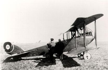 Det danske Flyvevåbnets L.V.G B III
