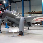 Saab 17 på Teknisk Museum i Helsingør (foto: Gert Laursen)