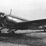 Airspeed Oxford nr. 242 i 1952