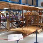 Flyvevåbnets Glenten på Teknisk Museum i Helsingør
