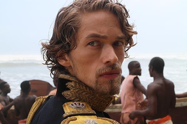 Scene fra filmen Guldkysten