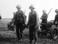 Soldater med 20mm kanon