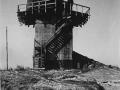 Fumo 214 radar også kaldet See-Riese anbragt på en bunker af typen V174 ved Blåvands fyr