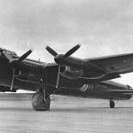 Foto af PA 163. Det er taget på 300 Squardrons base på Faldingworth et par dage før styrtet, af F/Sgt. J. Rutkiewicz som var 2. pilot og bombekaster på flyet.