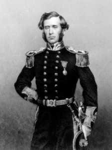 Kaptain Sir Leopold McClintock