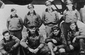 Øverst til venstre: Israel M. Barron - Clair D. Vander Schaaf - George Pipkin - Floyd Holmes Nederst til Venstre: James MacCaskey - Vincent Galliozzi - Dale Helmer - Jack C. Wengert
