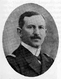 Hjalmar Rechnitzer (1873-1953) var søværnets leder fra 1.4. 1932 til 10.5. 1940.