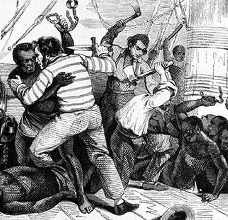Oprør på slaveskib (University of Virginia)