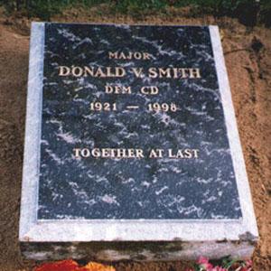 Major Donald V. Smith - Together at Last