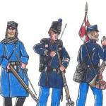 Dansk Infanteri 1864