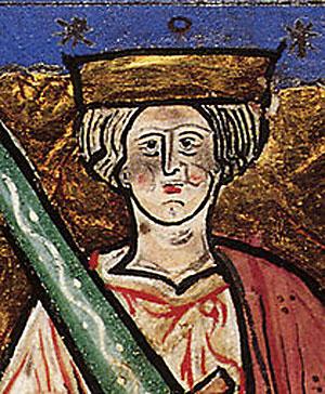 Æthelred the Unraed, dvs. 'den rådvilde (foto: fra Wikipedia)