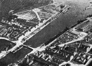 Langebro og Kalvebodsstrand