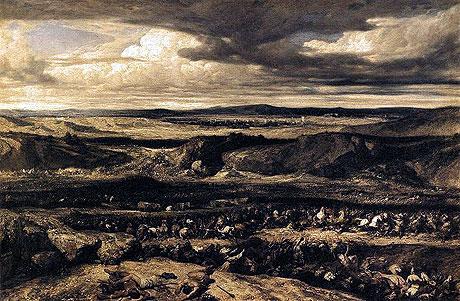 Kimbrerslaget (foto: Wikipedia)