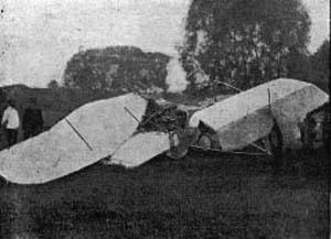 Ulykken i Ermelunden 22. Juni 1917