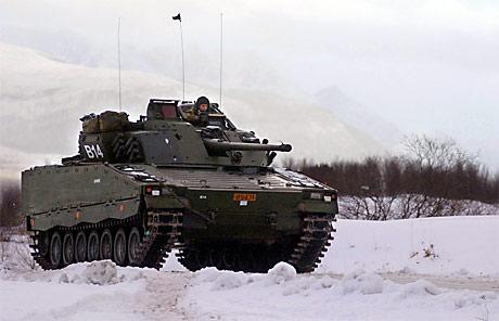 Norsk version af CV-9035 (foto: Wikipedia)