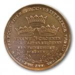 Medalje til minde om freden imellem Danmark og Gottorp