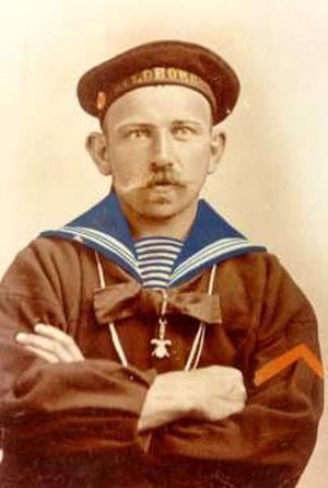 Niels Anton Nielsen - Danish Navy ca. 1899