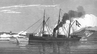 ROLF KRAKE i Vemmingbund i 1864