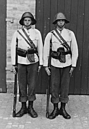 Danske artillerister