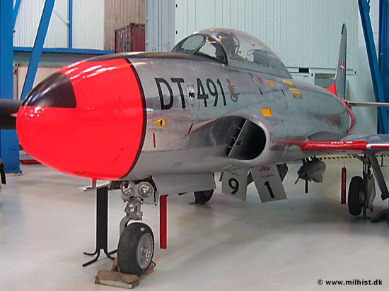 T33 på Teknisk Museum i Helsingør