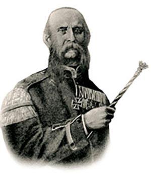 Königlicher Musikdirektor Johann Gottfried Piefke.