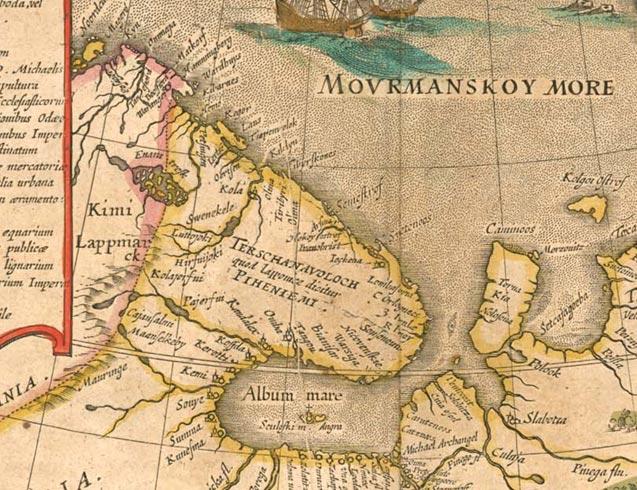På halvøen her benævnt som Canninoos, beliggende mange hundreder kilometer øst for Murmansk, fandt et brutalt opgør sted mellem danske flådefartøjer udsendt af Chr. IV og den berygtede sørøver, Mendozas.